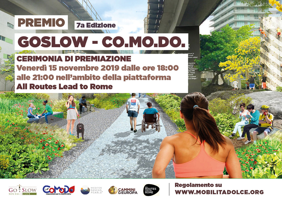 Premio GoSlow - Co.Mo.Do. 2019
