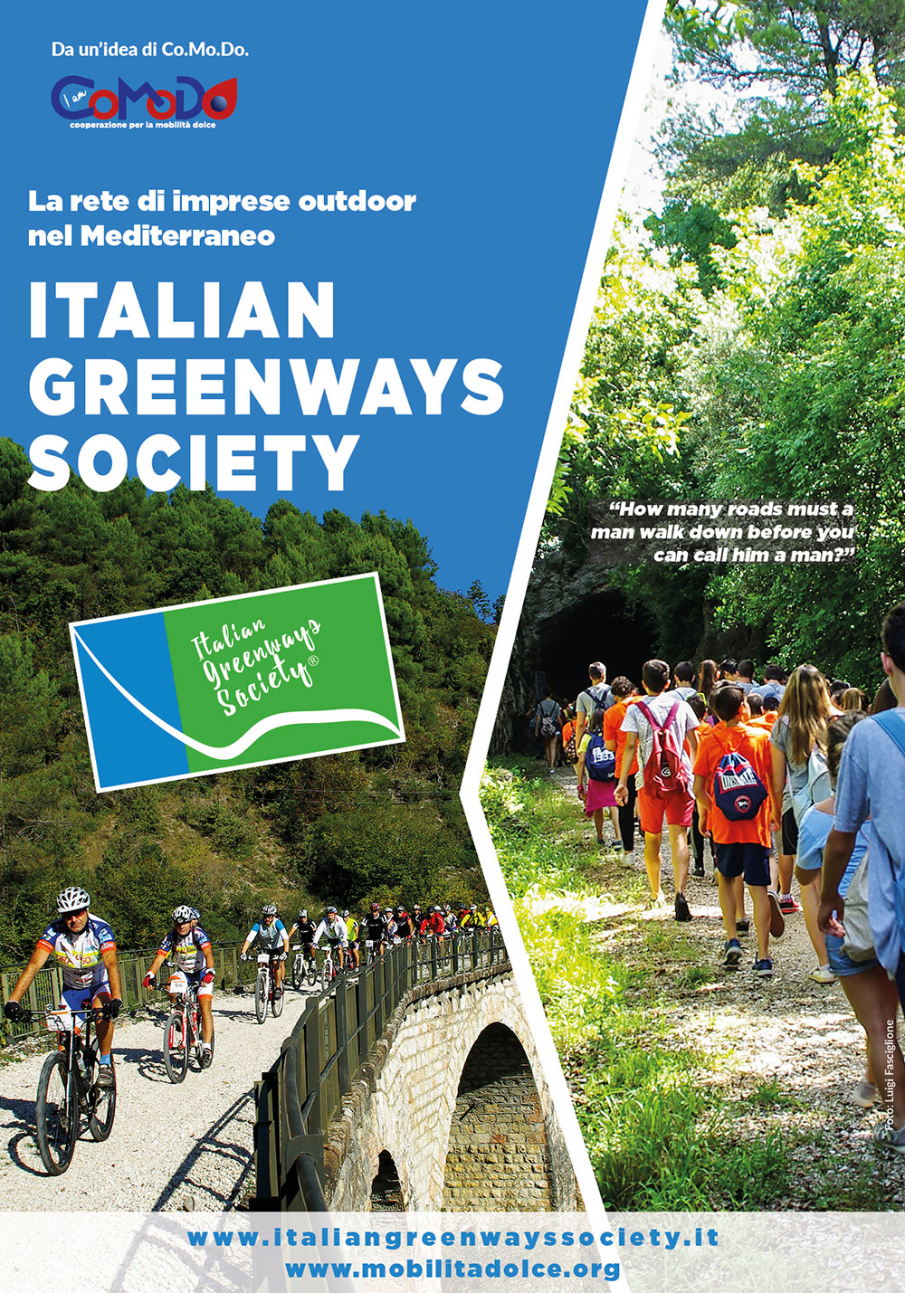 Manifesto Italian Greenways Society